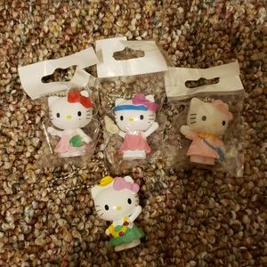 Hello Kitty various keychains